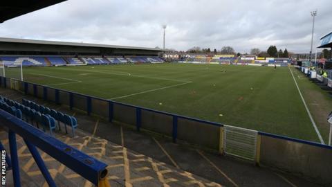 Macclesfield Ground