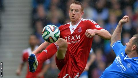 Adam Rooney has impressed Martin O'Neill with his goalscoring form