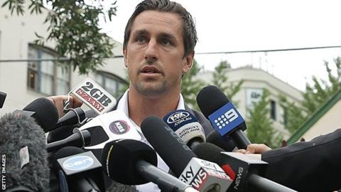 Sydney Roosters captain Mitchell Pearce