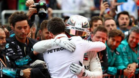 Spanish GP: Lewis Hamilton has 'zero comfortability' in title race