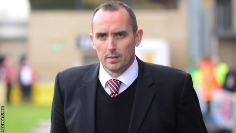 Northampton Town chairman Kelvin Thomas