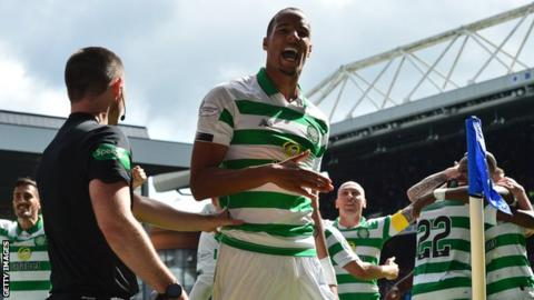 Manager Neil Lennon said Christopher Jullien was 'magnificent and showed great character'
