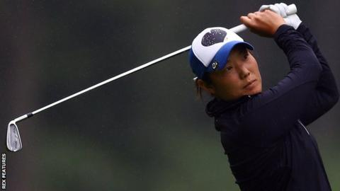 Joh shoots 9-under 62 at Ladies Scottish Open