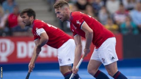 Great Britain Hockey
