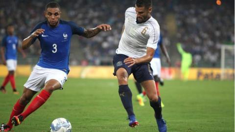 Italy v France