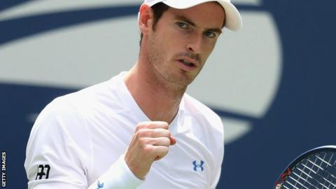 US Open 2018: Wins for Murray and Nadal; Halep ousted