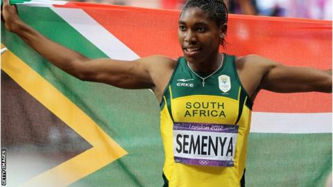 Rio Olympics 2016: Caster Semenya's history-making could