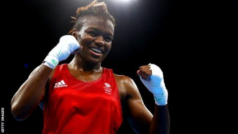 Women's boxing icon Adams retires due to medical advice
