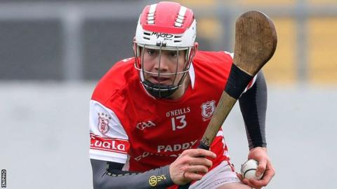 Cuala's star forward Con O'Callaghan