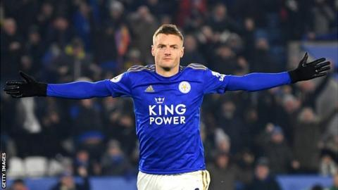 Leicester's winning run ends in 1-1 draw against Norwich