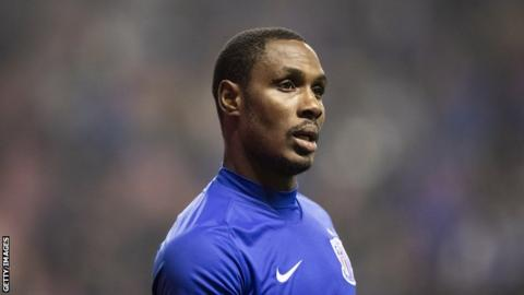 Ighalo: Why I turned down move to join Barcelona