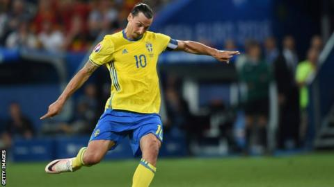 Sweden confirm Ibrahimovic will not be at the World Cup