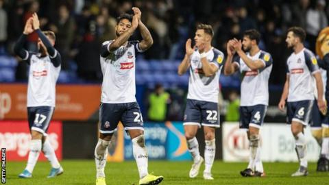 Bolton Wanderers: English Football League to appeal against 'lenient' punishment