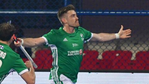 FIH Series Finals: Ireland begin tournament with 4-2 win over Scotland
