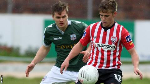 Derry have secured five points from their three games against Galway this season