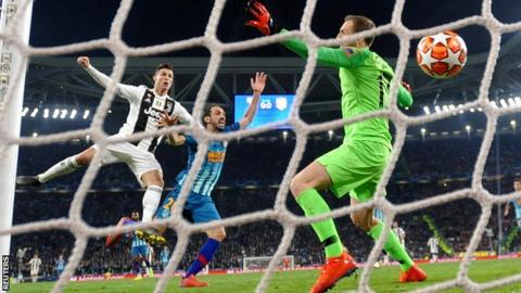 Juventus 3-0 Atletico Madrid Match Highlight | FeetBall HL