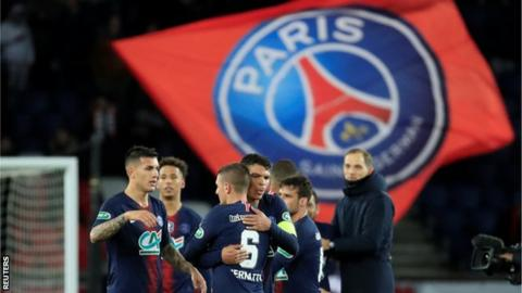 Ligue 1: PSG win French title without playing