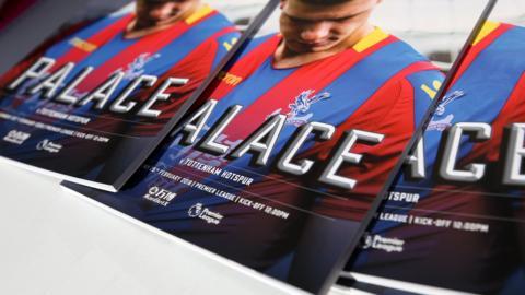 Crystal Palace programme