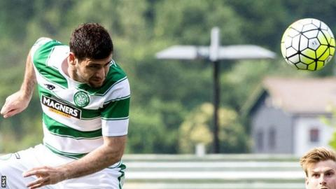 Celtic striker Nadir Ciftci