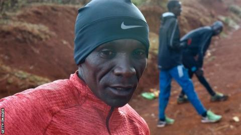 London Marathon 2019: Eliud Kipchoge on freedom, simplicity & power of the mind