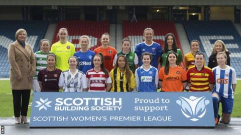 Scottish Women's Premier League players