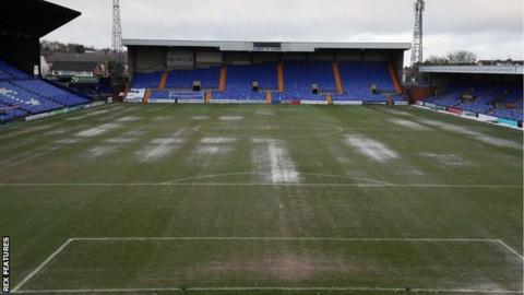 Watford v Tranmere FA Cup tie postponed