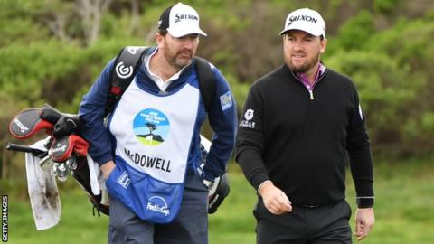 McDowell still in touch at Pebble Beach Pro