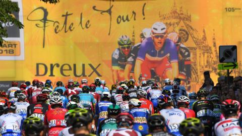 Tour de France, Bastille Day
