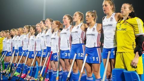 GB hockey team