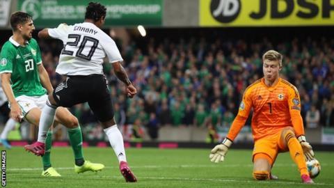 លទ្ធផលរូបភាពសម្រាប់ Germany  vs Northern Ireland