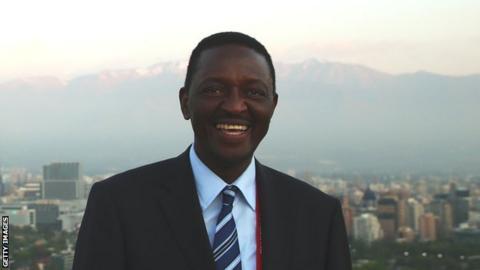 Frans Mbidi