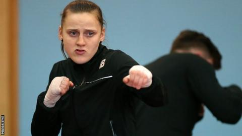 Michaela Walsh has medalled in three different weight divisions