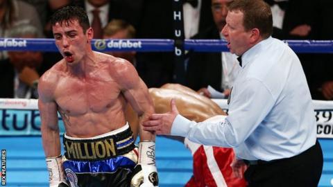Anthony Crolla beats Ismael Barroso