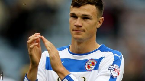 Reading centre-back Jake Cooper