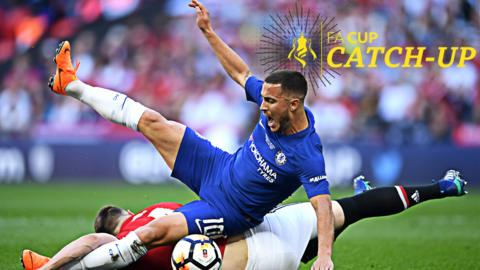 FA Cup Catch-Up: Goals and funnies from the final
