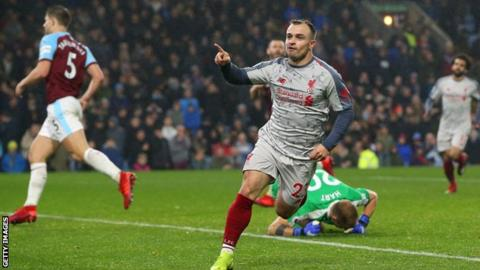 Liverpool Close On Manchester City, Arsenal Held By Manchester United In Four