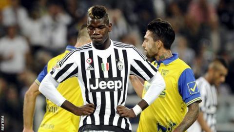 Juventus v Chievo