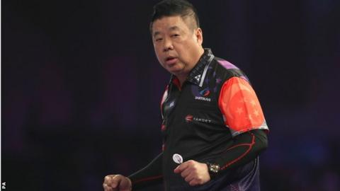 Paul Lim was the first player to hit a nine-dart finish on television in 1990