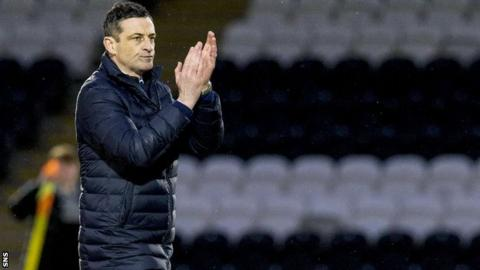 St Mirren allow Barnsley to speak with manager Jack Ross
