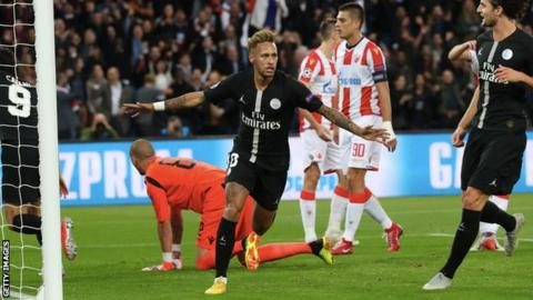 Red Star slam allegations UCL clash with PSG was fixed