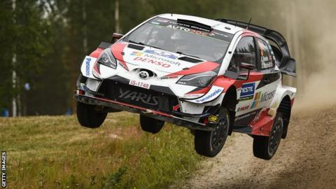 Rally Germany: Meeke up to second after Saturday's stages