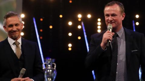 Northern Ireland's success earned manager Michael O'Neill the Coach of the Year award at the BBC Sports Personality of the Year staged in Belfast