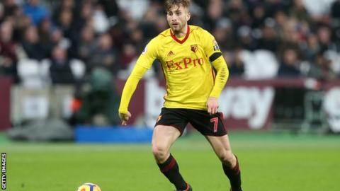 Barcelona star Gerard Deulofeu joins Watford in €13m deal