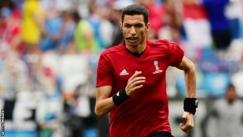 Africa Cup of Nations: Egypt's top ref has suspension lifted
