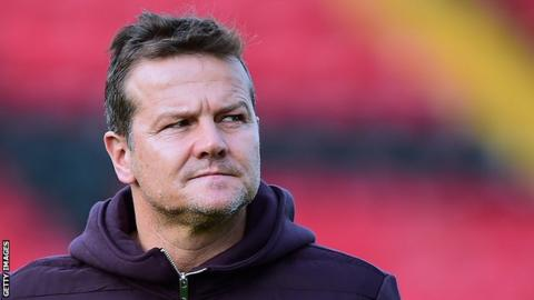 Forest Green said head coach Mark Cooper denied the alleged jibe against Leyton Orient interim boss Ross Embleton on Saturday
