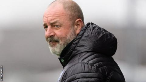 Keith Hill took charge of Rochdale for a second time in January 2013