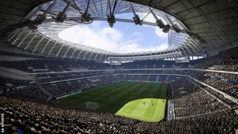 FIFA19: Tottenham fans can tak...