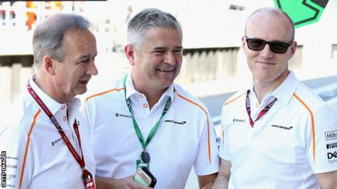 Williams recruits McLaren COO Simon Roberts as new managing director