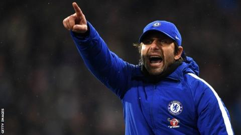 Conte: 'Chelsea are not in the race to sign Sanchez'