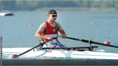 World Para-rowing Championships: Belarus para-rower dies after capsizing in training